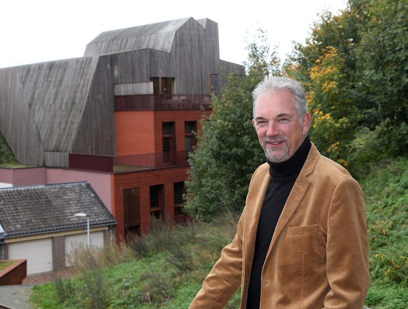 Hans Hooijmaijers directeur museum De Bastei