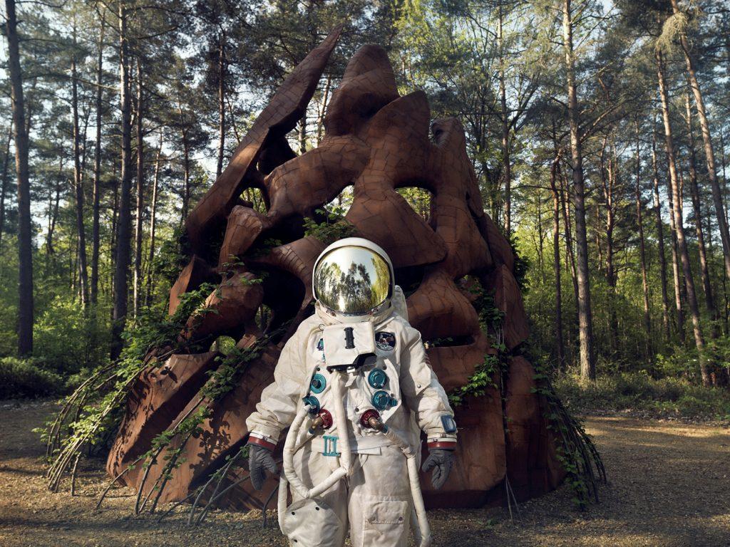 astronaut museum Genk