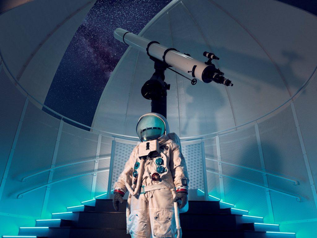 Cosmodrome sterrenkijken
